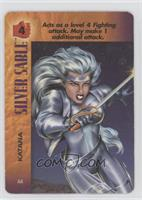 Silver Sable (Katana)