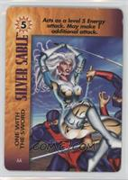 Silver Sable (One With the Sword)