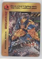 Wolverine (Beserk Attack)
