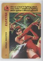 Elektra (Ninja Master)