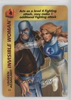 Invisible Woman (Unseen Assailant)