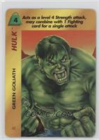 Hulk (Green Goliath)
