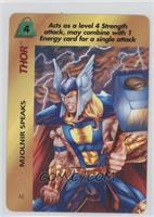 Thor (Mjolnir Speaks)