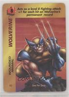 Wolverine (Wounded Animal)