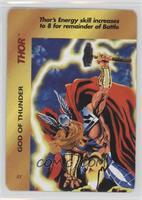 Thor (God of Thunder) [Noted]