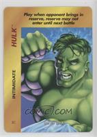 Hulk (Intimidate)