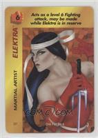 Elektra (Martial Artist)