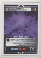 Explore Black Cluster