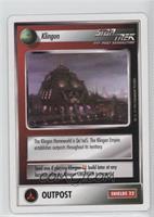 Klingon (Outpost)