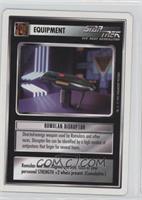 Romulan Disruptor