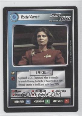1995 Star Trek Customizable Card Game: Alternate Universe - Expansion Set [Base] #RAGA - Rachel Garrett