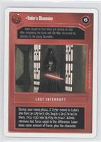 Vader's Obsession