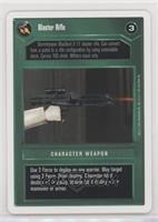 Blaster Rifle (Dark)