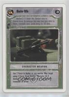 Blaster Rifle (Light)