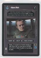 Admiral Motti [Noted]