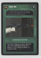 Blaster Rifle (Dark) [Good‑VeryGood]