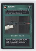 Blaster Rifle (Dark) [Noted]