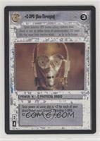 C-3PO [See-Threepio]