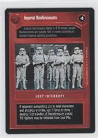 Imperial Reinforcements