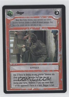 1995 Star Wars Customizable Card Game: Premiere - Expansion Set [Base] #NoN - Beggar