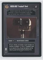 WED15-I662 'Treadwell' Droid