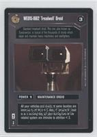 WED15-I662 'Treadwell' Droid