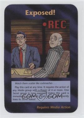 1996 Illuminati: New World Order - [Base] - Limited #NoN - Exposed!