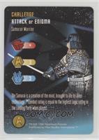 Challenge - Samurai Warrior