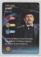 Challenge - Wyatt Earp