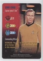 Core Crew - Captain James T. Kirk