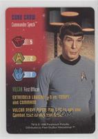 Core Crew - Commander Spock