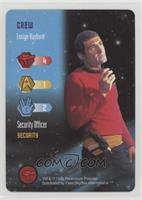 Crew - Ensign Rayburn