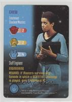 Crew - Lieutenant Charlene Masters