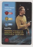 Crew - Lieutenant Commander Benjamin Finney