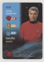 Crew - Lieutenant Commander Giotto