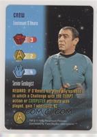 Crew - Lieutenant D'Amato