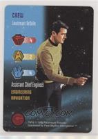 Crew - Lieutenant DeSalle