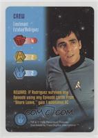 Crew - Lieutenant Esteban Rodriquez