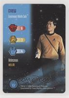 Crew - Lieutenant Hikatu Sulu