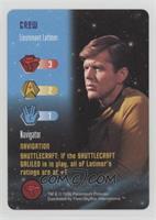 Crew - Lieutenant Latimer
