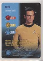 Crew - Lieutenant Spinelli
