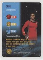 Crew - Lieutenant Uhura