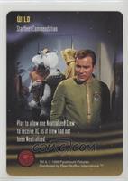 Wild - Starfleet Commendation