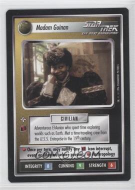 1996 Star Trek Customizable Card Game: Q Continuum - Expansion Set [Base] #MAGU - Magam Guinan