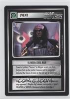Klingon Civil War