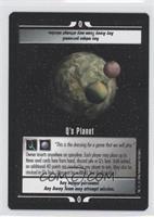 Q's Planet