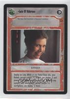 Leia of Alderaan