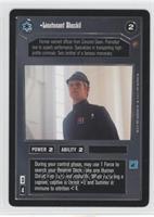 Lieutenant Sheckil