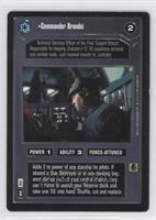 Commander Brandei
