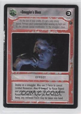 1997 Star Wars Customizable Card Game: Dagobah - Expansion Set [Base] #NoN - Smuggler's Blues